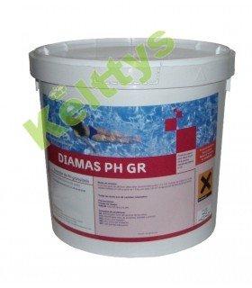 DIAMAS PH GR Elevador de pH solido (5 KILOS)