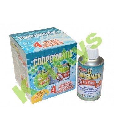 INSECTICIDA ZZ Insecticida concentrado con piretrinas naturales (4 UND)