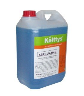 ABRILUX-MAN Abrillantador económico para lavavajillas automático.