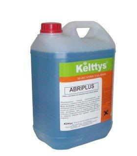 ABRI-PLUS Abrillantador para lavavajillas industrial. Para todo tipo de aguas y en especial para aguas tratadas