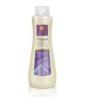 Champú cabello sensible y delicado 750 ml (8 Unidades)