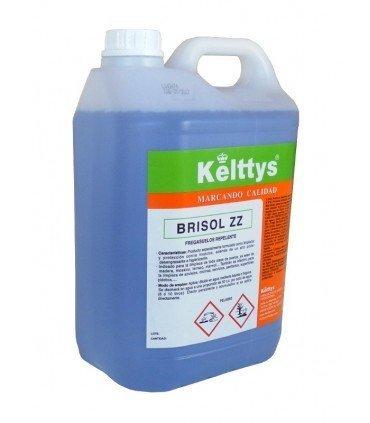 BRISOL ZZ Limpiador de suelos perfumado con insecticida (5 litros)