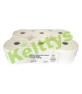 Rollos de papel WC para sistemas de dispensación central