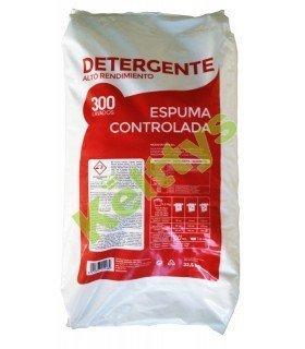 LIDON POLVO 300 LAVADOS Detergente de alto rendimiento (22.5 Kilos)