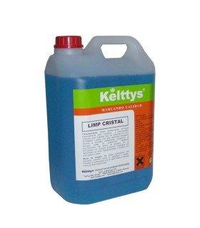 LIMP CRISTAL Limpiador especialmente formulado para limpieza de cristales