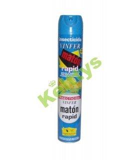 INSECTICIDA MATON Insecticida de acción rápida (1000cc)