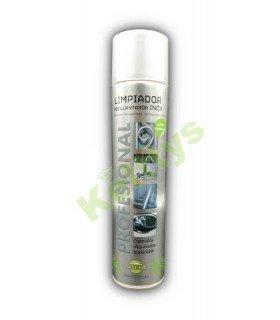 Spray limpiador abrillantador para aceros inoxidables VINFER (600cc)