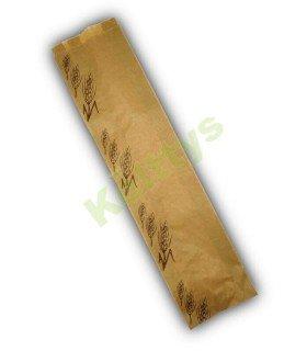 BOLSA DE PAPEL KRAF 12+5X51 (1000 UND)