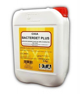 OXA-BACTERDET PLUS (5 Litros)