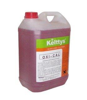 Oxi-Cal desincrustante de cal para maquina lavavajillas