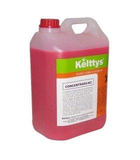 CONCENTRADO K2 Limpiador neutro general con agradable aroma  (5LITROS)