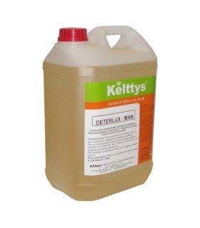 DETERLUX-MAN Detergente para lavavajillas automático (6 Kilos)