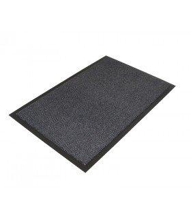 TRANSEC GRIS 130X180 CM La alfombra que limpia, seca y decora (1 UNIDAD)