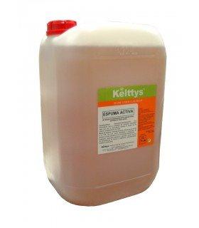 ESPUMA ACTIVA Detergente de tunel super-espumante (25 Litros)